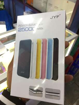 JYF 25000mah Ultra Slim Power Bank image 5