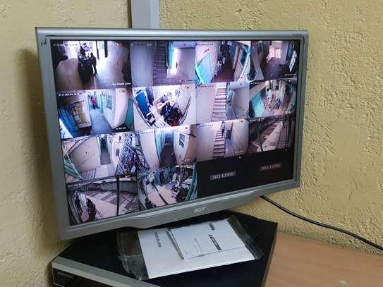 Cctv camera System installation in Kenya image 1