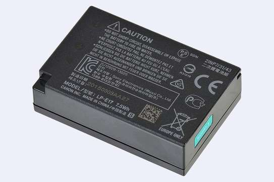 Canon LP-E17 Battery Pack Compatible with Canon 800D image 3