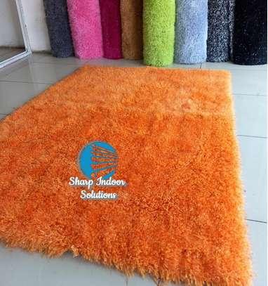 5*8 fluffy carpets image 2
