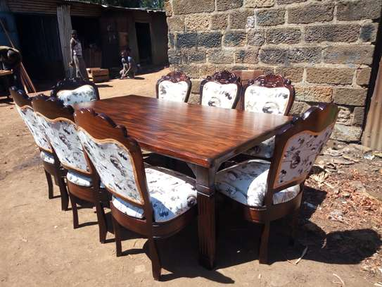 8seater dining set