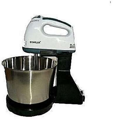 starlux handmixer with bowl image 1