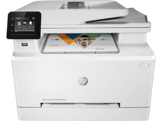 Hp laserjet M479Fnw, network+Wi-Fi printer image 1