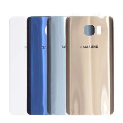 Battery Cover Replacement Back Door Housing Case For Samsung Galaxy Note 5 image 4