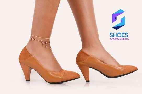 Elegant Comfy Heels image 12