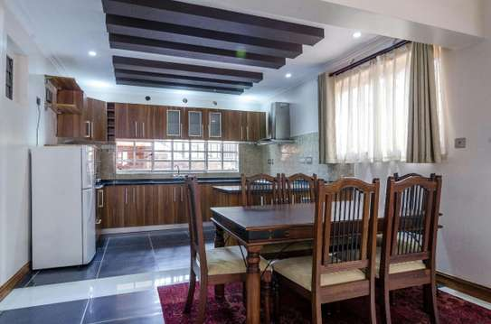 Furnished 2 bedroom house for rent in Runda image 3
