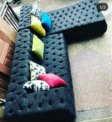 ChesterField Sofa(L-Shape) image 1