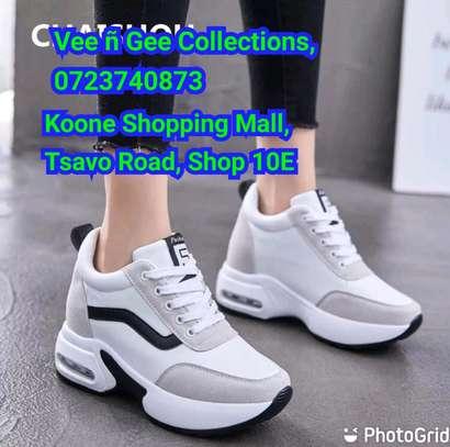 Cute sneakers image 1