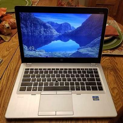 Hp Elitebook 9480m Intel Core i5,4GB Ram and 500GB Hard disk Folio Laptop image 1