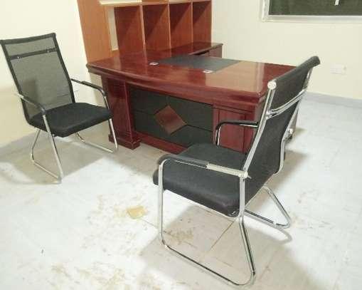 1.6m executive office desk image 4