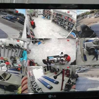 CCTV cameras installation in Kenya at cheap rates image 3