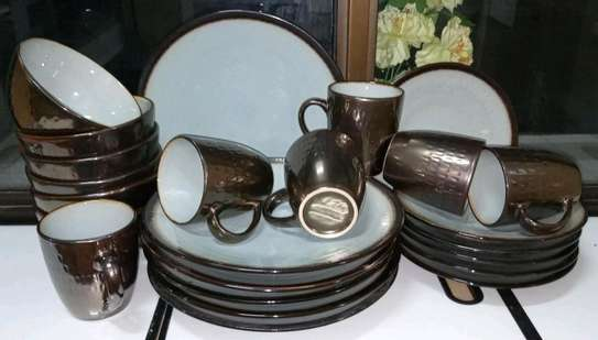 24pcs Ceramic Dinner Set image 7