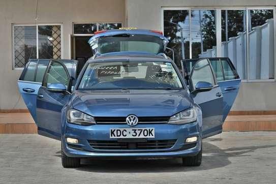 Volkswagen golf variant MK7 Tsi  Year 2014 || 1400cc turbo image 1