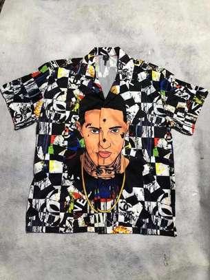 Mens  designer shirts image 6