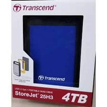 4TB External hard disk image 1