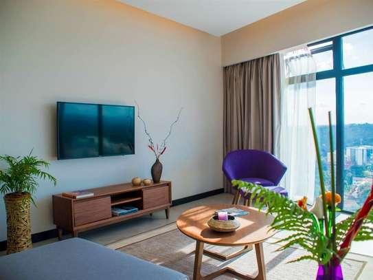 Furnished 2 bedroom apartment for rent in Westlands Area image 9