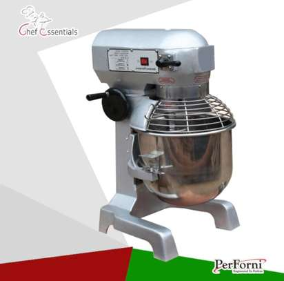 Commercial Dough Mixer, Perfoni, 20L, 3-Speed image 1