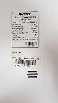 Air conditioner split unit 24000 BTU image 2