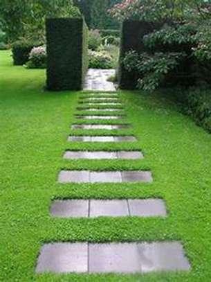 Superior grass carpet image 1