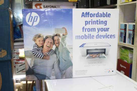 HP DeskJet 2630 Wireless All-In-One Printer image 2