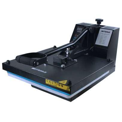 "Digital Clamshell 15""X15""Transfer Sublimation Heat Press Machine  T-Shirt image 3"