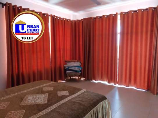 Furnished 4 bedroom apartment for rent in Nyali Area image 5
