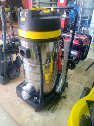 100L AICO wet and dry vacuum cleaner image 3