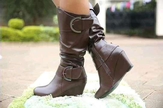 Boots for Rainy Season image 1
