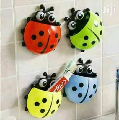 Ladybird Toothbrush Holder image 1
