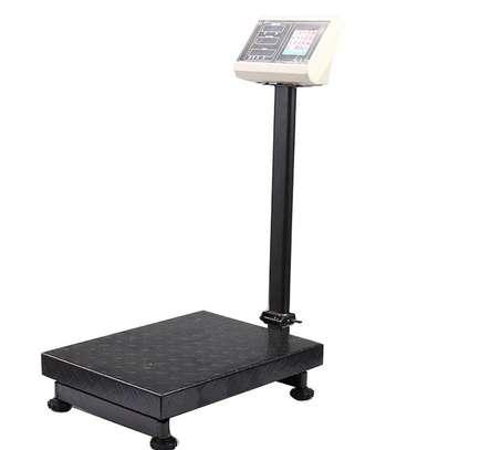 300kg digital mechanical weighing plattform image 1