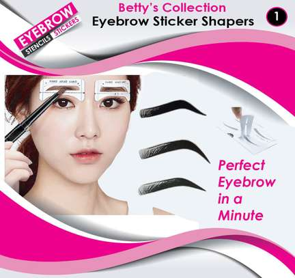 Stick n Peel Eye Brow Shapers