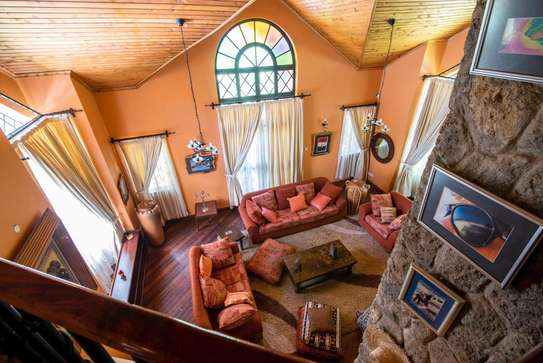 3 bedroom house for rent in Karen image 15