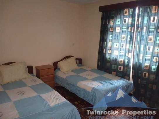 Furnished 3 bedroom house for rent in Karen image 16