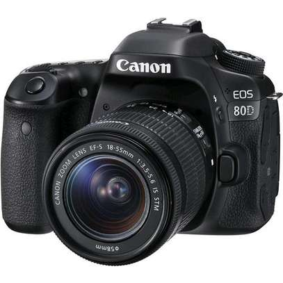 Canon EOS 80D DSLR Camera Body Only image 4