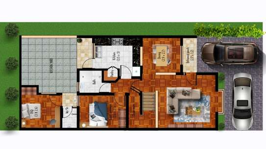 4 bedroom townhouse for sale in South C image 17