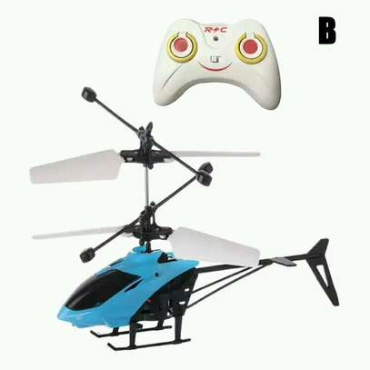 Flying helicopter kids toy