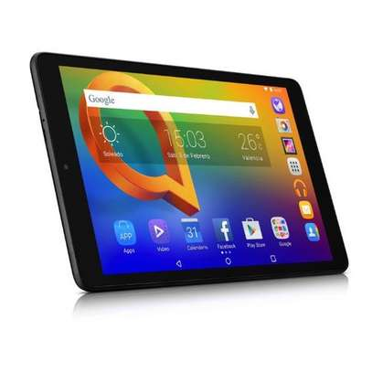 Alcatel A3 10 Tablet - 10 Inch, 16 GB,4G, WiFi, Black + Keyboard image 1