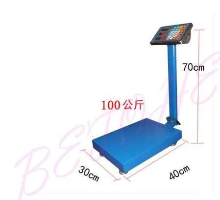 Gorilla Ladders | Gorilla 150kg Platform Scale image 1