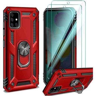 Armoured Back Covers+3D glass protectors with delivery(shop) image 1