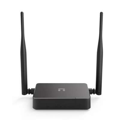 Netis W2 300 Mbps Ethernet Single-Band Wi-Fi Router image 1