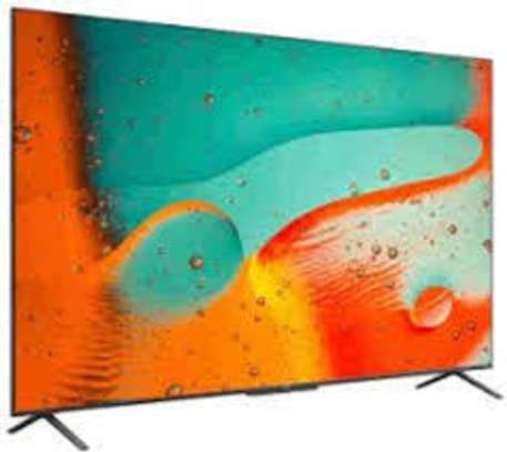 TCL Android 50 inches 50p725 Smart UHD-4K Frameless Digital TVs image 1