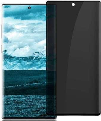 UV Privacy Anti-Spy Anti-Peep NANO Liquid Full Glue Tempered Glass For Samsung Note 20/Note 20 Ultra image 7