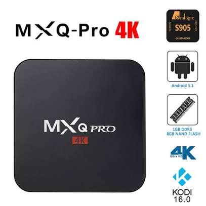 Mxp pro 4k tv Android box image 1