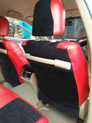 DESIGNED CAR SEAT COVERS image 3