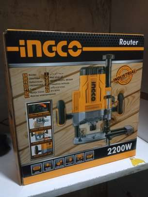 Electric Router-Ingco image 3