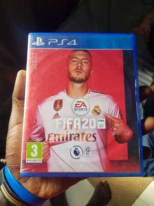 Fifa 20 game