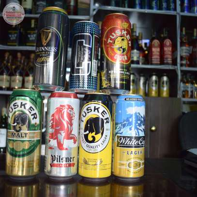 Canned Beer image 1