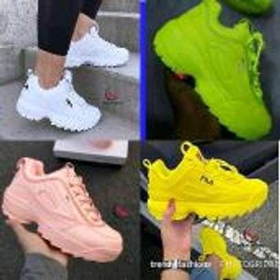 Tredy fila shoes image 2