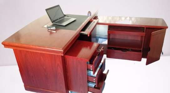 1.6M Executive Office Desk image 2