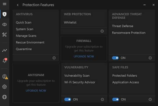 Bitdefender internet security image 3